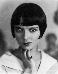 Louise Brooks. The ultimate bob!