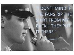 Great Elvis Presley Quotes