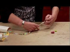 Make your own fabric flowers using scraps of fabric and your @Xyron Inc. Inc. Inc. Inc. Inc. in this DIY Fabric Flower Video from Beth Kingston!