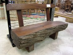 Bench from Thailand