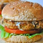 Recipe: Eggplant Burger | One Green Planet - not GF