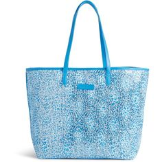 Vera Bradley Mesh Sequin Tote in Camocat Blue ($78) ❤ liked on Polyvore featuring bags, handbags, tote bags, camocat blue, handbags totes, mesh tote, blue tote, summer totes and lightweight tote