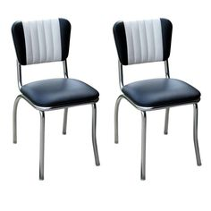ATG is now carrying American Made diner chairs and selling this set for $258.00 with Free Shipping.