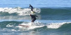 Surfing in Muizenberg - Surfers Corner - Cape Town. Treasure Coast, Surfers, School Fun, Cape Town, South Africa, Bathing, Waves, Ocean, Beach