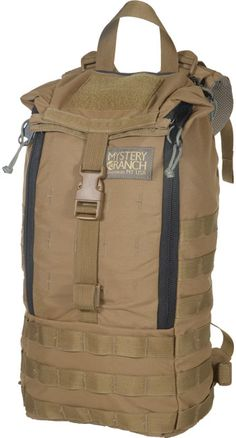 THE SPARTAN - Our smallest assault pack that works well operating out of vehicles or in tight quarters.