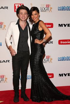 Reece Mastin and Rhiannon Fish! Super Cute, Perfect Couple!