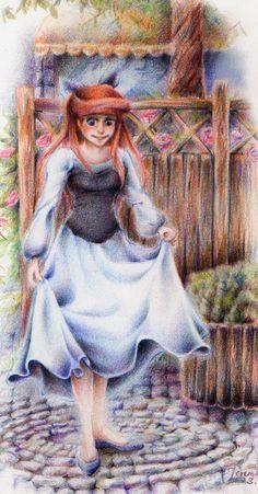 Ariel - Tour of the Kingdom by ~jeremiasch on deviantART