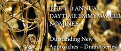 Web series Daytime Emmy Award nominees speak out
