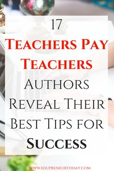 Being a successful teacher author on Teachers Pay Teachers (TpT) frequently involves a series of missteps and mistakes before finding your selling groove. The difference between giving up and prese…