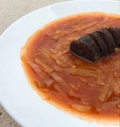 Paradicsomos káposzta házi kolbásszal (gluténmentes, diabetikus) Pork, Kale Stir Fry, Pork Chops