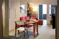 Diseño minimalista #espacios_pequeños #small_places #tiny