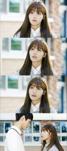 Eunji at 'Sassy Go Go' Ep.1