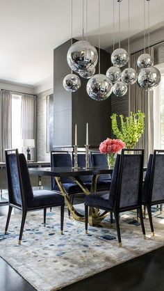 Interior Design For Dining Room Enchanting 25 Elegant Dining Table Centerpiece Ideas  Mirror Centerpiece Decorating Design
