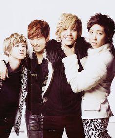 Thunder , GO, Mir and Joon