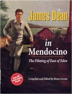James Dean In Mendocino