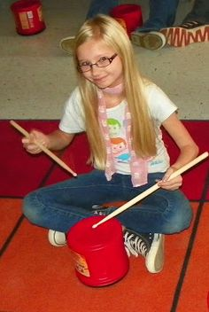 "Mrs. King's Music Room: Drumming with ""Trepak"" from the Nutcracker"