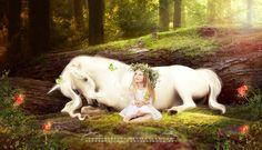 Magic forest by VanessaPadua