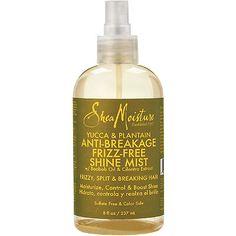 SheaMoistureYucca & Plantain Anti-Breakage Frizz-Free Shine Mist