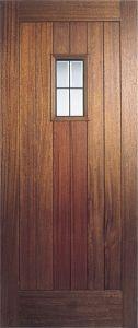 Hillingdon Glazed External Hardwood Door