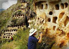 Ventanillas de Otuzco Cajamarca Perú