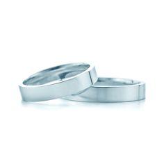 SAVICKI - Obrączki ślubne: Obrączki ślubne złote (633/B/3/W/333) - Biżuteria od 1976 r.