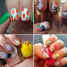 Easter Nail Art: 10 Amazing Designs!