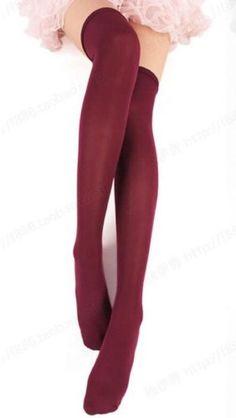 AM Landen Ladies' Thigh High Opaque Socks Medium Size(Maroon) AM Landen http://www.amazon.com/dp/B00IG0XO6S/ref=cm_sw_r_pi_dp_rmt3tb0JS9YB1AQ7