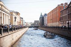 Viisi nähtävyysvinkkiä Pietarissa