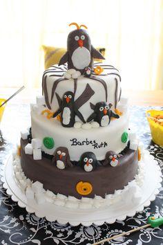 My baby girl's birthday cake