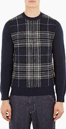 Warm Sweaters, Wool Blend, January, Plaid, Mens Fashion, Popular, Traditional, Navy, Shirts