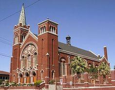 St. Patrick's Cathedral  El Paso