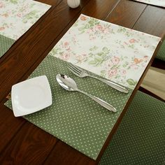 YIDIAN 4 in 1 Set French Rustic Style Flower Pattern Placemat– FREE SHIPPING WORLDWIDE – MadeInChina.com