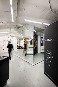 Bicom Offices by Jean de Lessard | MOCO Vote