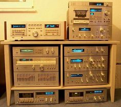 Vintage audio Pionner Stereo Hi Fi