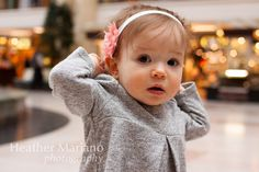 one year old child photography