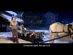 Ylvis - Da vet du at det er Jul [ENGLISH SUBTITLES] [HD]