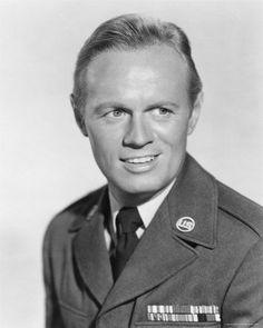 Richard Widmark military service