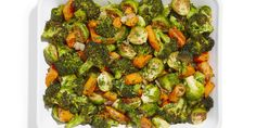 Herbed Roasted Veggie Salad