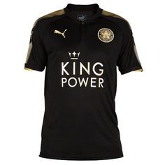 0ccf3039ad2 Leicester City 2017 18 Away Soccer Jersey Shirt