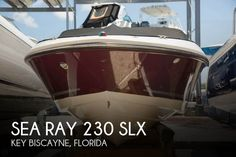 Sea Ray 230 SLX for sale in Key Biscayne, FL for $44,900