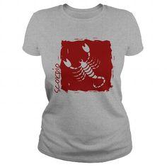 Scorpio Zodiac Star Sign Scorpion Silhouette T Shirt Scorpio Star, Scorpio Zodiac, Zodiac Star Signs, Scorpion, Silhouette, Stars, Mens Tops, T Shirt, Scorpio