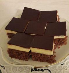 Négerke, egy könnyed süti, ami a család egyik legnagyobb kedvence! Torte Cake, Cooking, Sweet, Cakes, Food, Kitchen, Candy, Cake Makers, Kuchen
