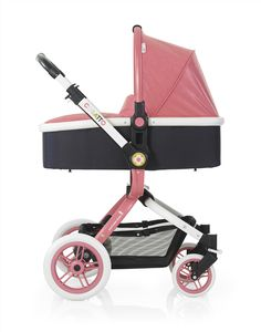 So I'm not even pregnant yet but if I am lucky enough to have another and it's a girl I will be scraping up all my pennies to buy this beauty of a pram!!
