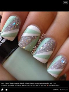 Nail Art Idea #PalmoliveSoftTouch More Fashion at www.thedillonmall.com Free Pinterest E-Book Be a Master Pinner http://pinterestperfection.gr8.com/
