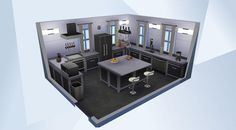 Check out this room in The Sims 4 Gallery! -