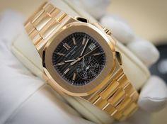 Patek Philippe [NEW] 5980/1R-001 Nautilus Black Dial 18kt Rose Gold Chronograph Automatic Watch (Retail:HK$636,600) ~ SPECIAL OFFER: HK$575,000.    #PATEKPHILIPPE #PP #NAUTILUS #NAUTILUSCHRONOGRAPH #PATEKPHILIPPENAUTILUSCHRONOGRAPH #PPNAUTILUS  #PPNAUTILUSCHRONO #NAUTILUSROSEGOLD #NAUTILUSRG #59801R #59801R001 #5980_1R_001