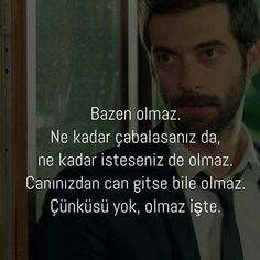 Olmaz işte... Facebook Photos, Real Love, Illustrations And Posters, Cool Words, Literature, Comedy, Romantic, Quotes, Bedroom Closets