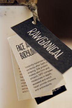 Rawganical by Casper Holden, Randi Sjaelland Jensen, and Ingeborg Lund, via @Behance