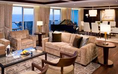 Celebrity X Cruise Lines Suites