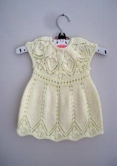 Annie Dress Knitting